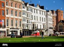 Royal Clarence Hotel Exeter Stock Royalty Free