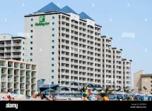 Holiday Inn Boardwalk And 17th Street In Ocean City