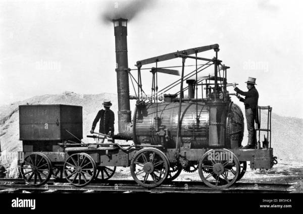 Historic Of Steam Engines