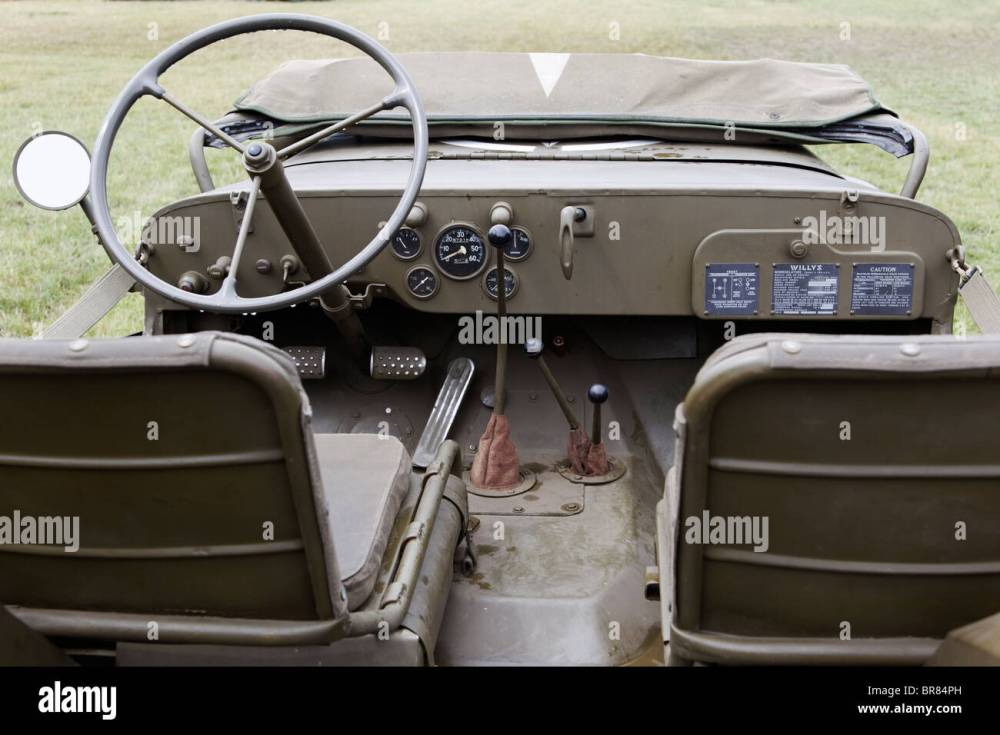 medium resolution of willys mb us army quarter ton selectable 4x4 dual ratio jeep dashboard controls gear gate diagram specification plate