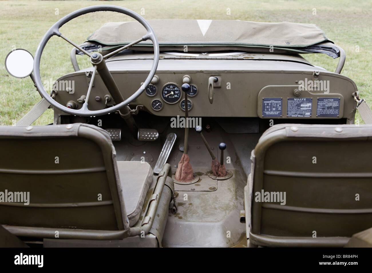 hight resolution of willys mb us army quarter ton selectable 4x4 dual ratio jeep dashboard controls gear gate diagram specification plate