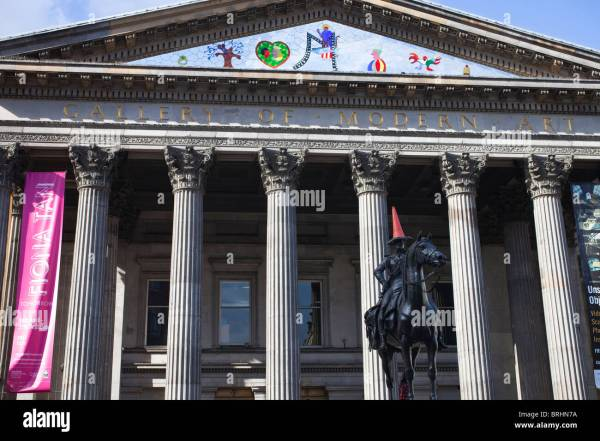Glasgow Cone Stock & - Alamy