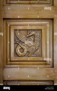 Dragon Doors & Solid Wood Carved Dragon Doors Design Dj ...