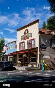 Gold Rush California Restaurants