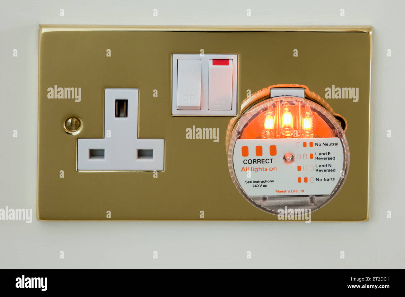 Mains Voltage Detector
