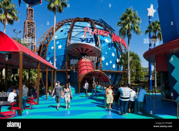 Planet Hollywood Downtown Disney Orlando