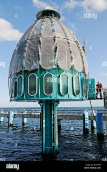 Sellin Pier Diving Bell Germany