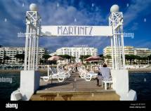 Hotel Martinez Boat Dock And Beach Boulevard