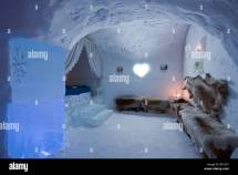 Bridal Suite In Alta Igloo Hotel Sorrisniva Ice