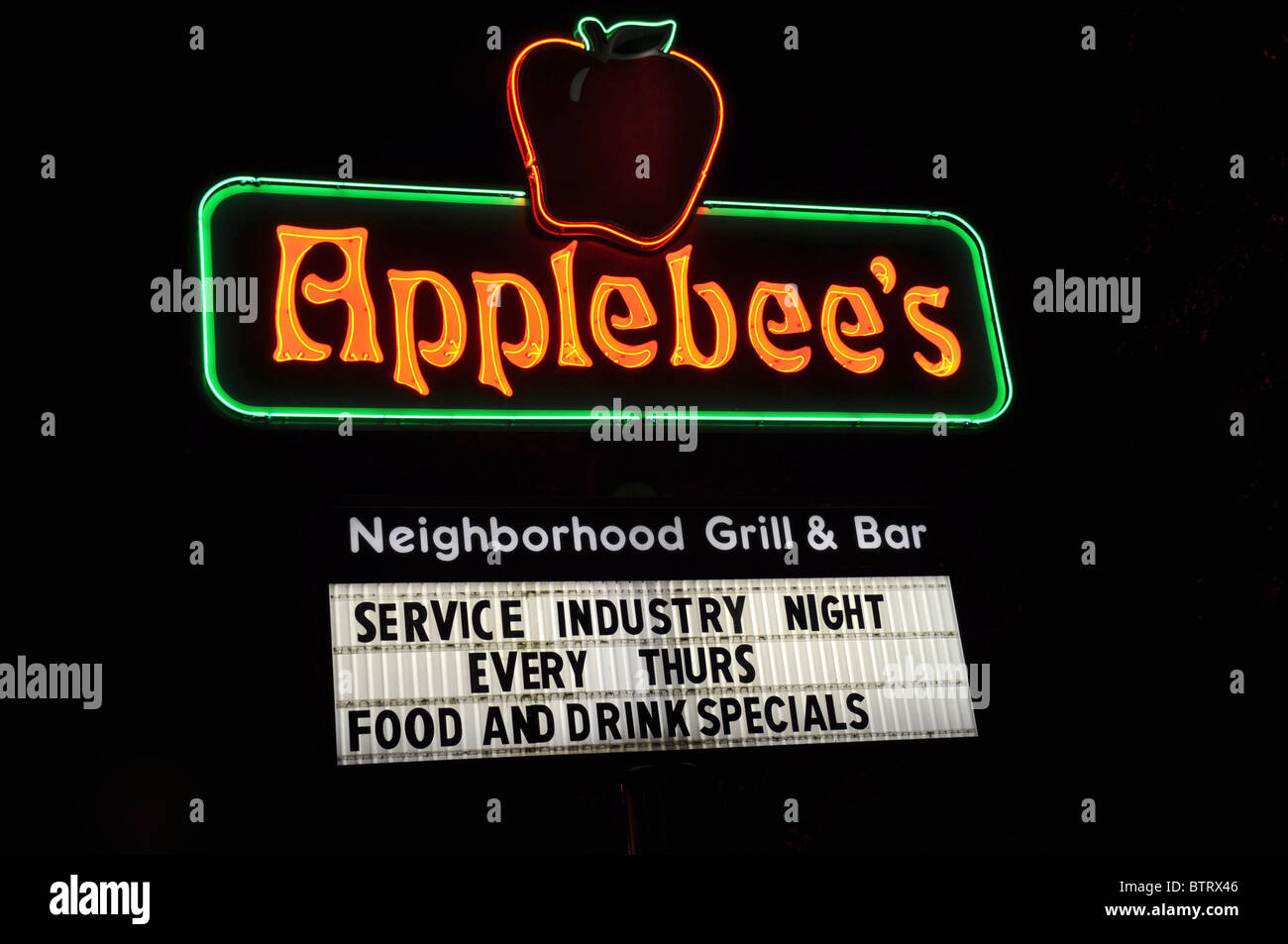 Applebees Restaurant Stock Photos  Applebees Restaurant