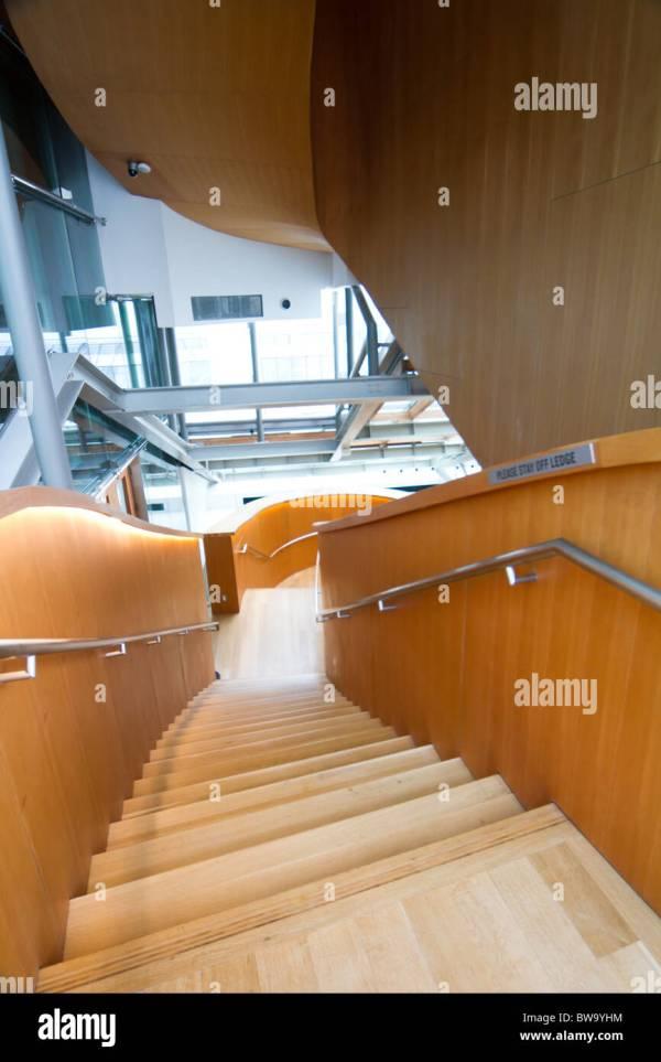 Art Ontario Architecture Interior Stock