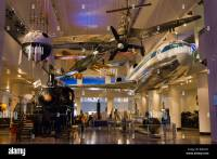 transportation gallery, Museum of Science and Industry ...
