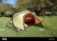 Vango Chinook 200 lightweight backpacking tent Stock Photo ...