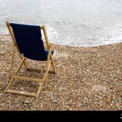 Chair Cover Hire West Sussex Unusual Chairs For Hallway Regis Deck On Beach Stock Photos And