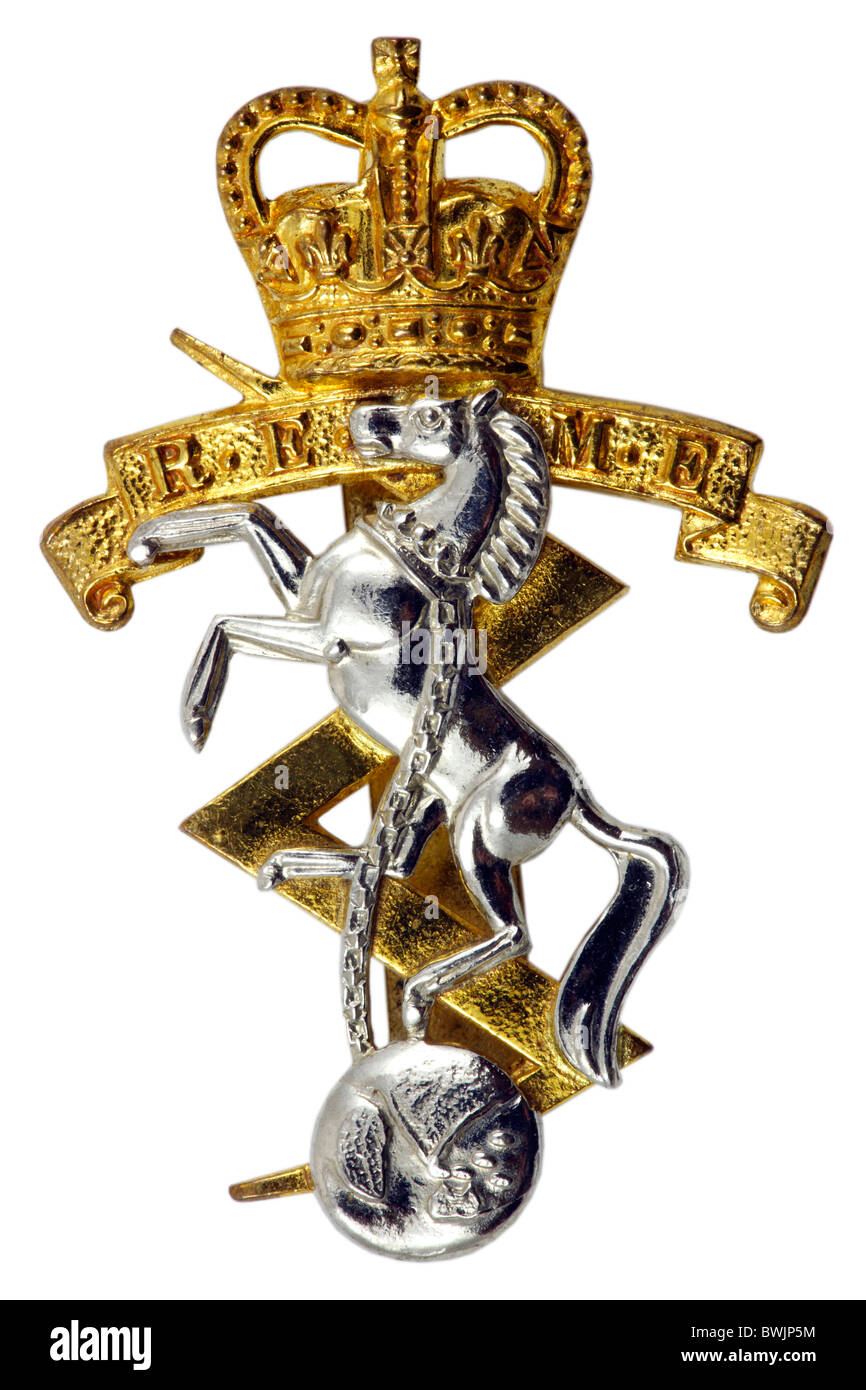 British army REME Royal Electrical and Mechanical