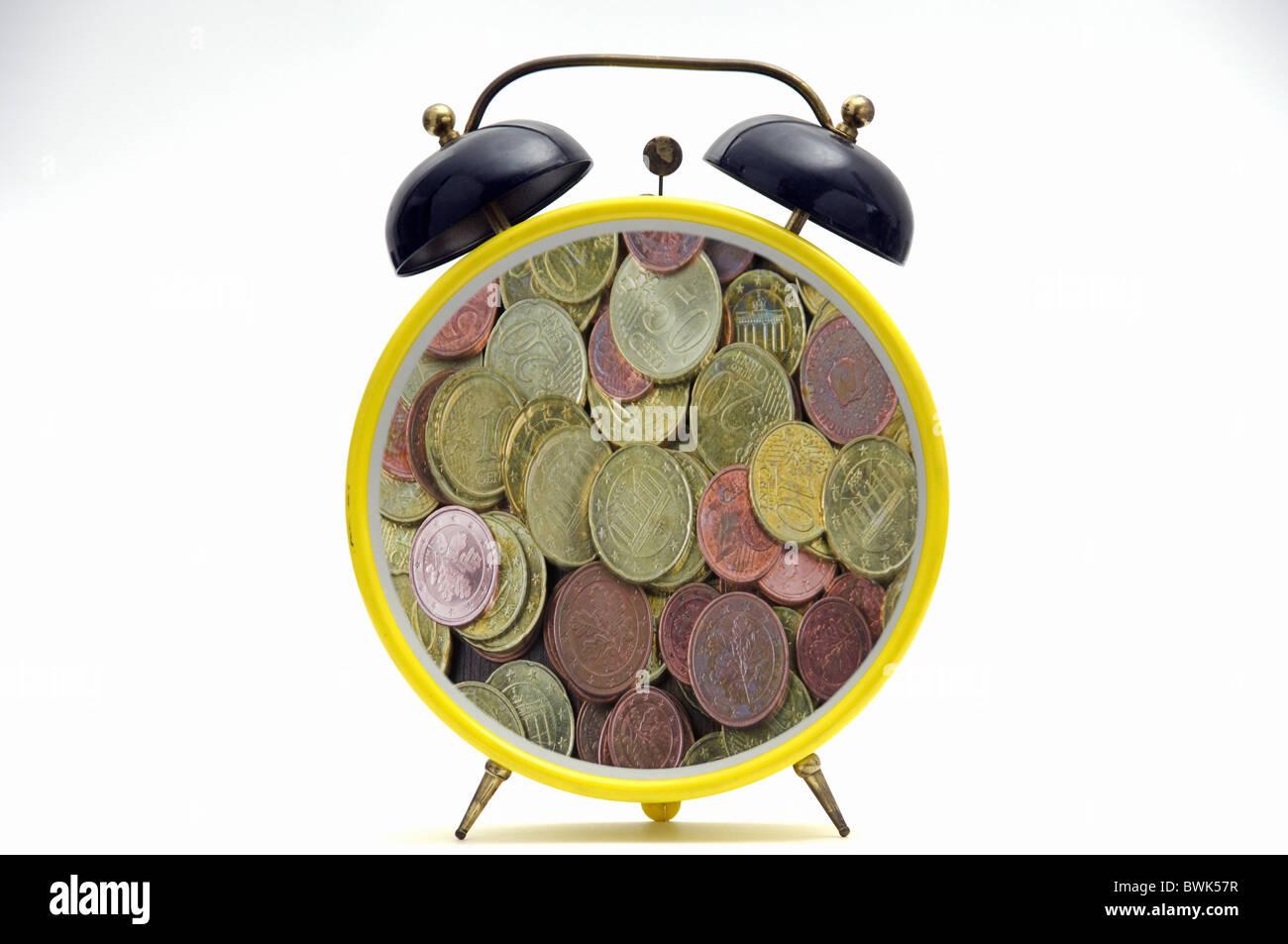 clock watch alarm clock