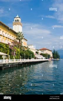 Promenade Grand Hotel Gardone Riviera Lake Garda Lago