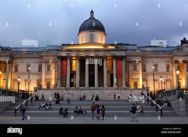 Art Museum Trafalgar Square London