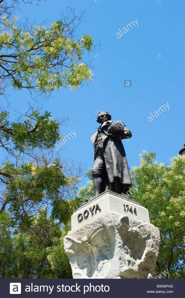 Prado Goya Stock & - Alamy