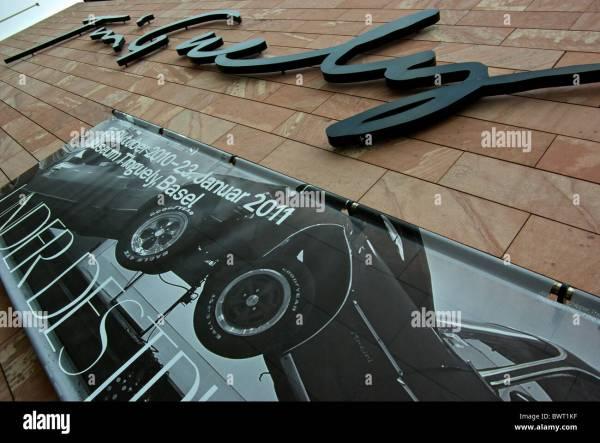Jean Tinguely Basel Museum Switzerland Stock &