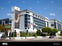 Sls Hotel Beverly Hills La Cienega Blvd Los Angeles