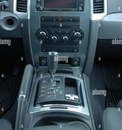 jeep grand cherokee 3 0 crd my 2005 wk us popular large off road 4x4 vehicle interior central console [ 942 x 1390 Pixel ]