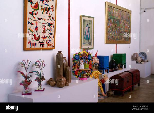 Art And Design Mexico Stock & - Alamy