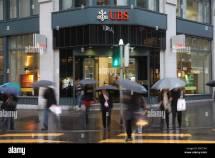 Ubs Bank Zurich Switzerland Stock - Year of Clean Water