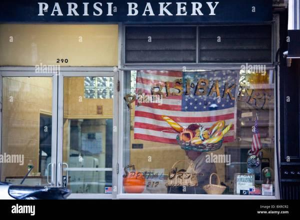 Bakery Little Italy Stock &