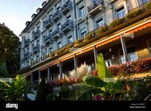 Grand Europe Hotel Lucerne Switzerland