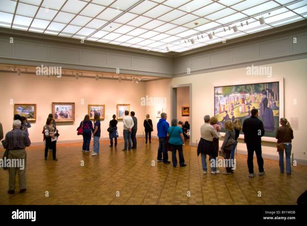 Sunday Afternoon Island Of La Grande Jatte Georges Seurat Stock 33848007 - Alamy