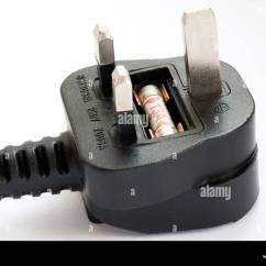 Electrical Plug X And Y Rtd Pt100 3 Wire Wiring Diagram 13 Amp Fuse Stock Photos Images Alamy