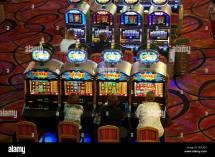 Slot Machine Stock & - Alamy
