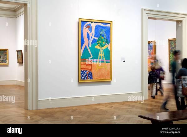 Metropolitan Museum Of Art York City Modern
