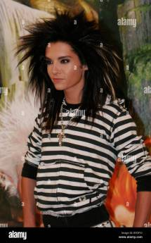 Tokio Hotel Singer Bill Kaulitz German Premiere Of