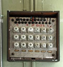 old fuse box 1940 wiring diagram old style fuse panels old electric fuse box best [ 863 x 1390 Pixel ]