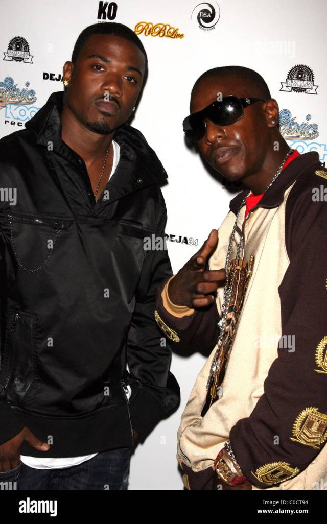 Ray J And Shorty Mac Rb Live Presents Ray J At The Spotlight Live Times Square Arrivals New York City Usa  Pnp