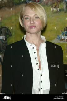 """Ellen Barkin Opening Night Of """" Country Girl"""""""