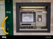 Atm Machine Stock & - Alamy