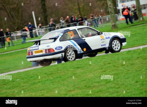 small resolution of 1987 ford sierra cosworth jimmy mcrae race retro stoneleigh park