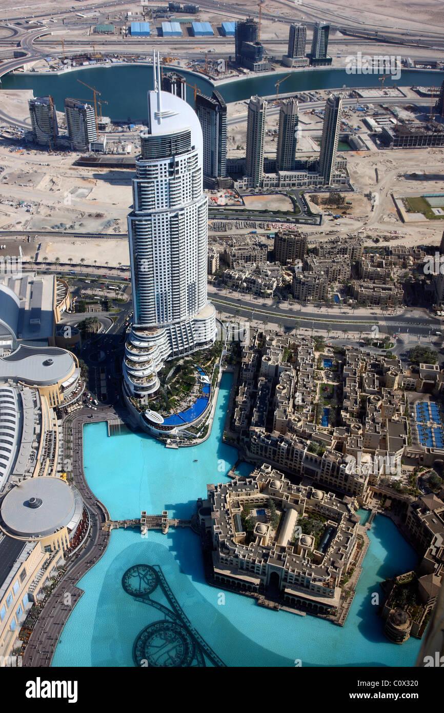 The Address Luxury Design Hotel At Dubai Mall Downtown
