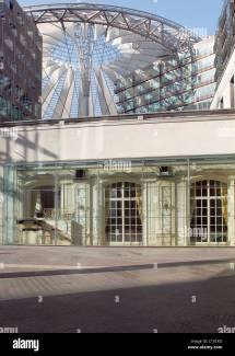 Hotel Esplanade Berlin Sony Center