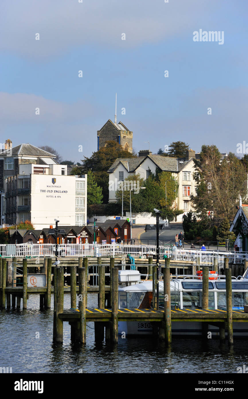 Bowness On Windermere Lake District National Park Cumbria