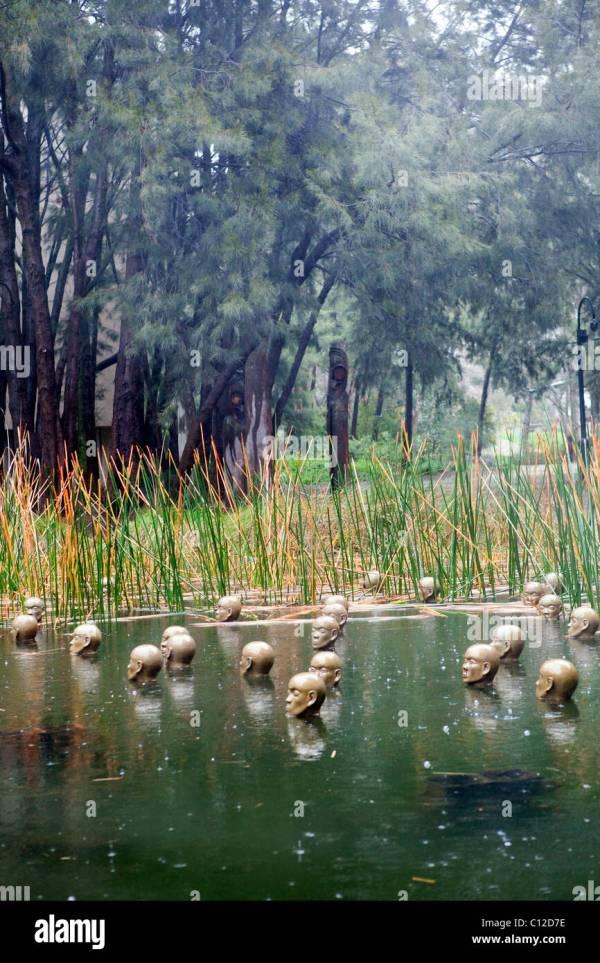Sculpture Garden National Of Australia Canberra