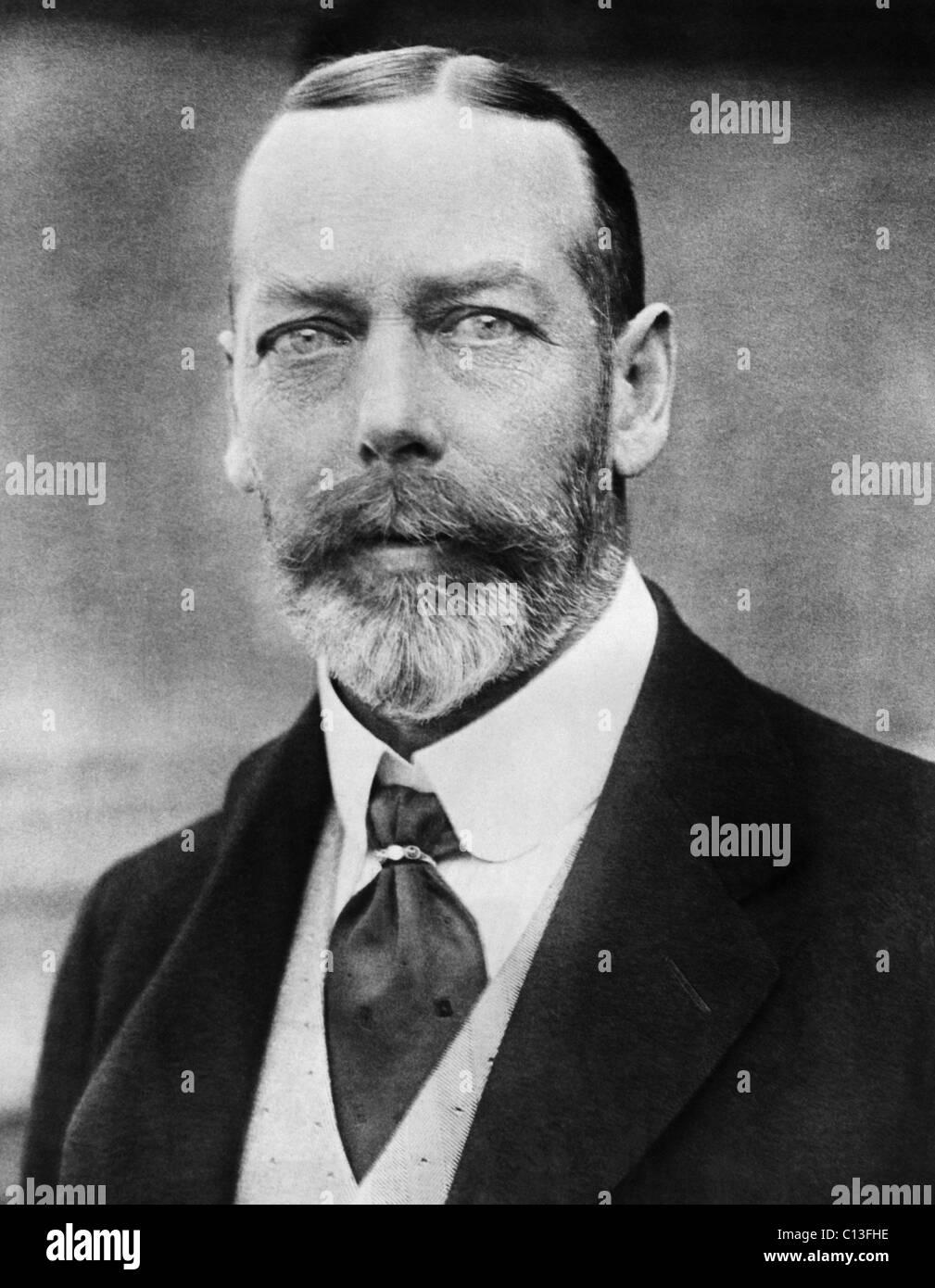 British Royalty King George V Of England Circa 1920s
