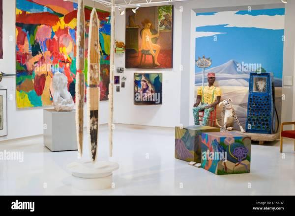 Museum Contemporary Art Mexico Stock &