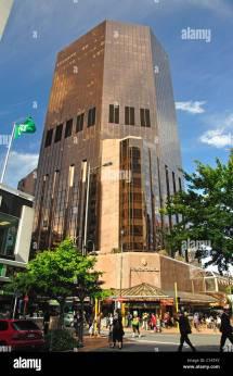 Intercontinental Hotel Grey Street Wellington