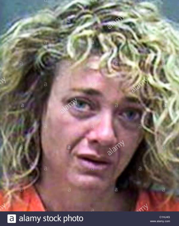 Lisa Robin Kelly Mugshot Stock 35422816 - Alamy