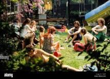 1970s Hippie Communes