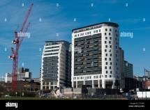 Development Eastside In Birmingham City Centre Stock